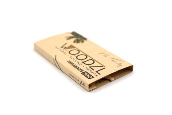 Woodzl 1 1/4 Sticky Papers, ungebleicht