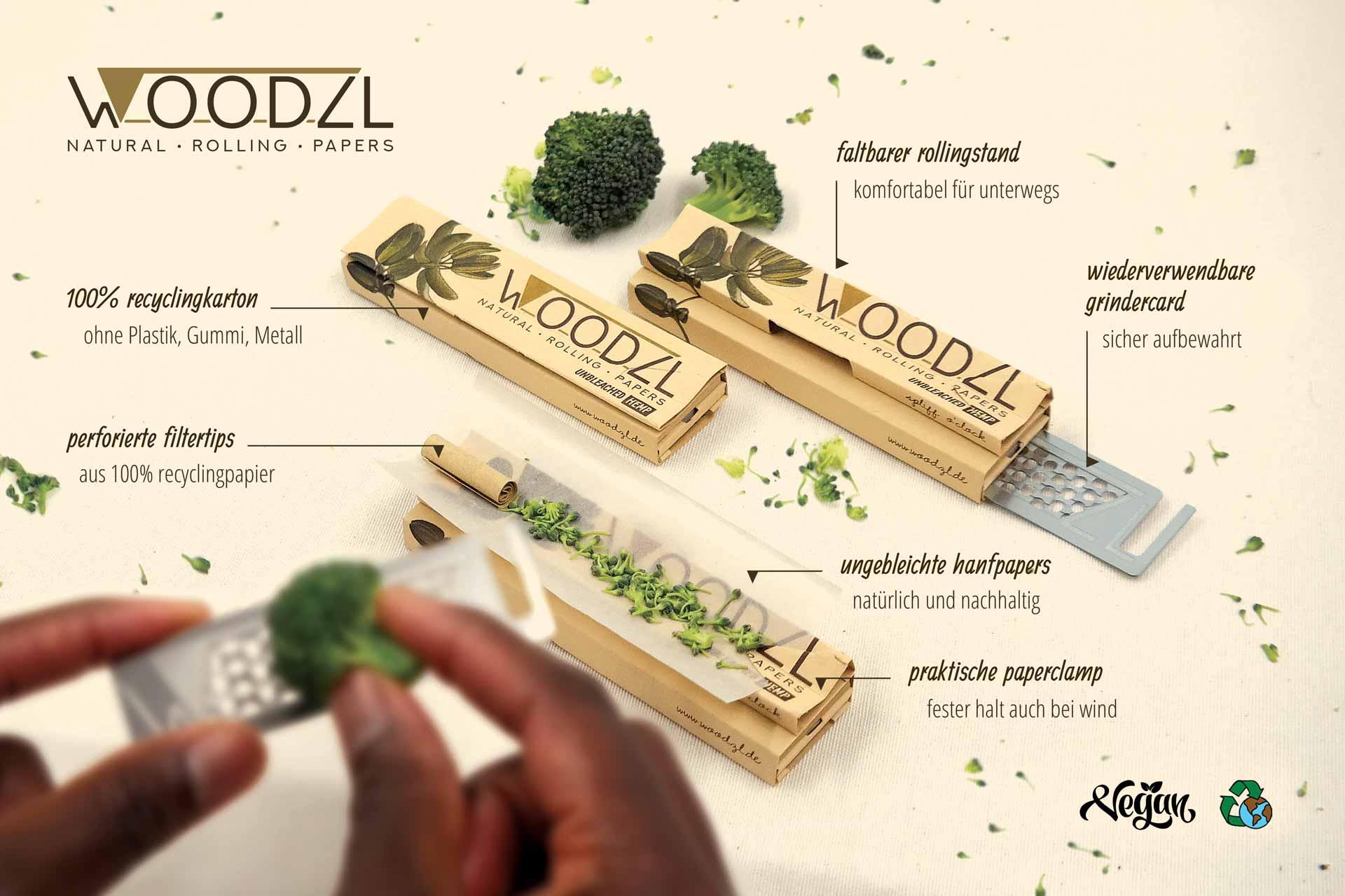 Woodzl Longpapers